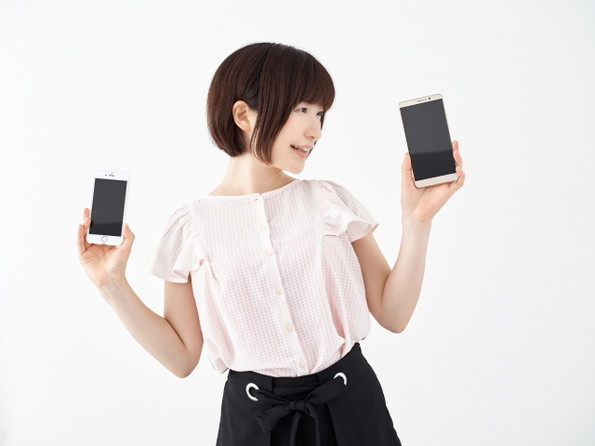 iPhone7とiPhone6のスペックを比較