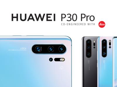 HUAWEI P30 Pro(HW-02L)