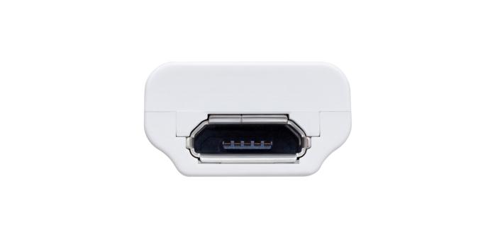 ドコモ-micro USB-B