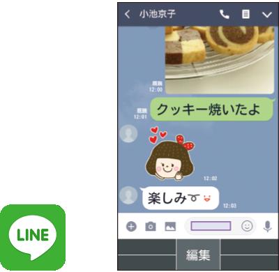 挿絵-LINEイメージ図