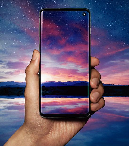 au-Galaxy S10