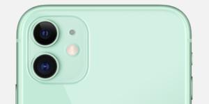 iPhone 11_背面カメラ