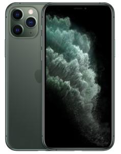 AQUOS zero2はiPhone 11 Proより約47g軽い