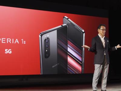 2020年発売の新型Xperia
