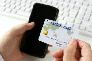 クレジットカードでau Payにチャージする