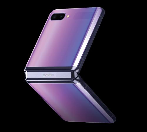 Galaxy Z Flip SCV47 5