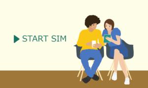 b-mobielのSTART SIM