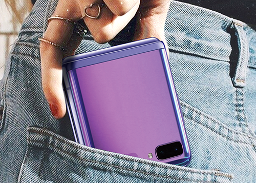 Galaxy Z Flip SCV47 3