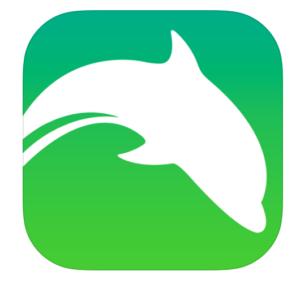ドルフィンブラウザ ロゴ