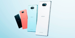 Xperia 8 ソニーより引用