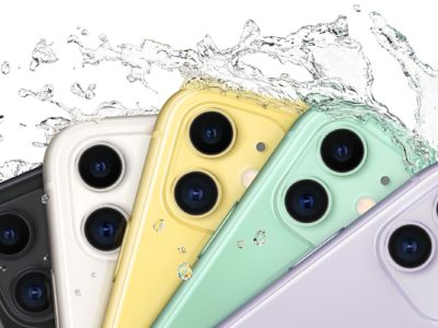 iPhone 耐水