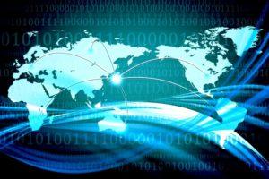 インターネット通信網