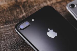 iPhone裏