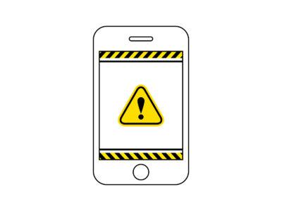 iPhone 災害