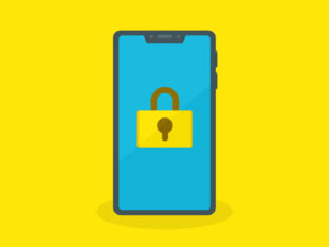 iPhone セキュリティ