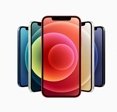 iPhone 12 表面