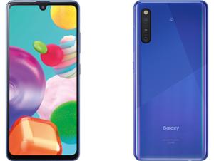 Galaxy A41 SCV48