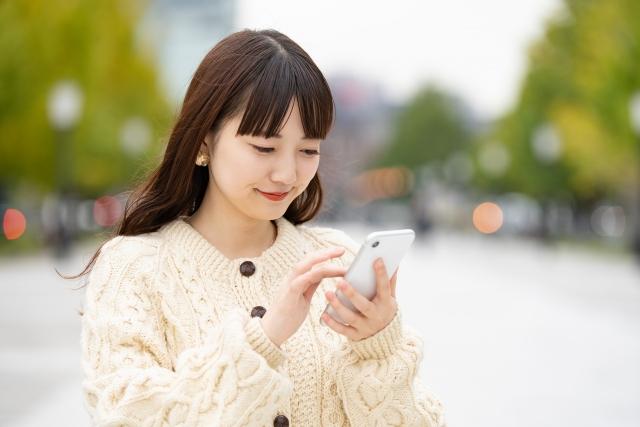 iPhone 女性