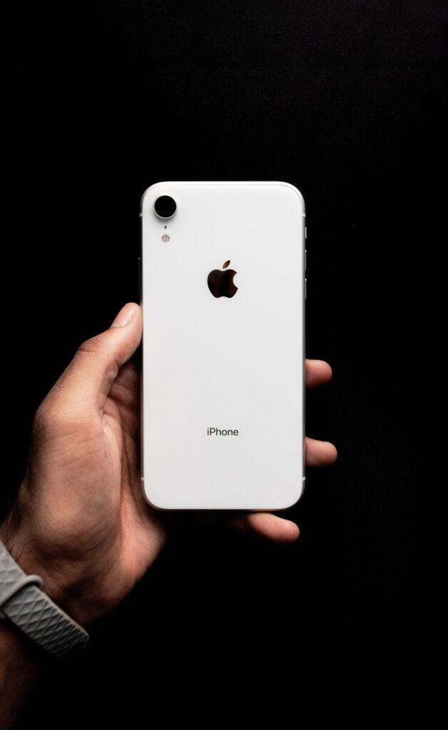 iPhone 背面 フリー