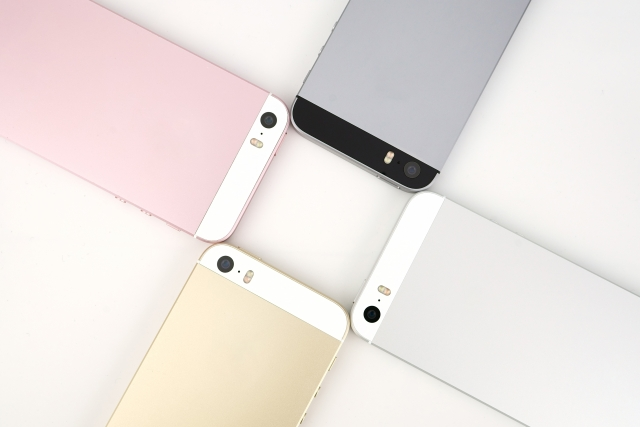 iPhone4種類