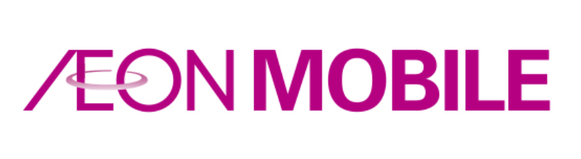 イオンモバイル 横ロゴ