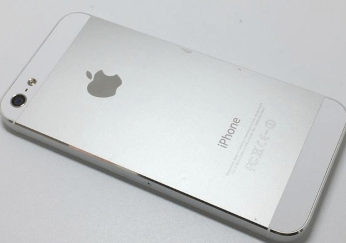 iPhone5横方向