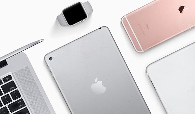 アップル製品たち