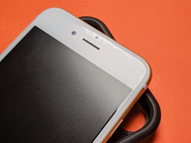 カバーとiPhone