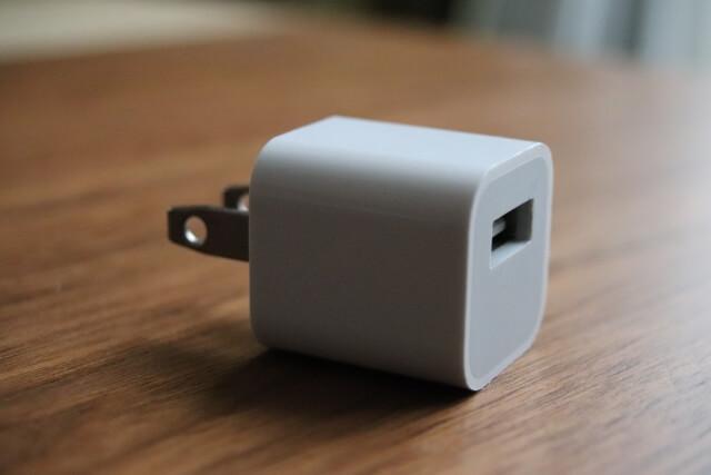 充電プラグ