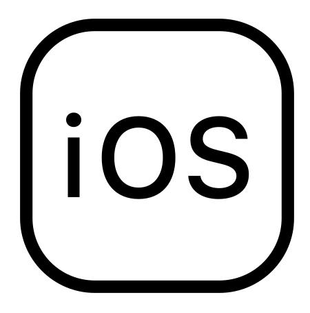 iOSロゴ