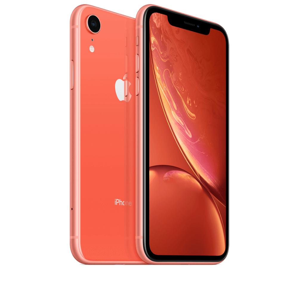 iPhone オレンジ