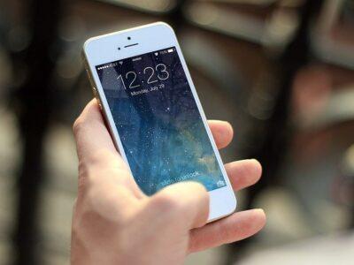 iPhone 時刻
