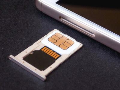 SIMカード2