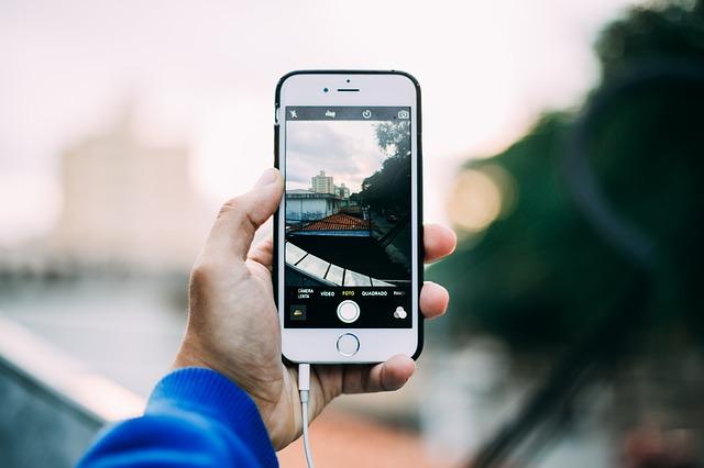 iPhone 景色